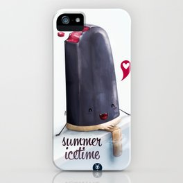 Dracula iPhone Case