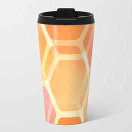 Pastel Hexa Travel Mug