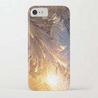 frozen iPhone & iPod Cases featuring Frozen by Joke Vermeer