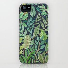 To The Forest Floor iPhone Case