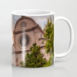 St. Jacob`s Chatedral Sibenik, Croatia Coffee Mug