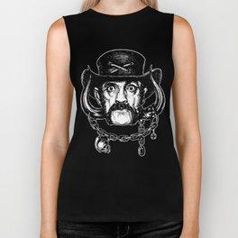 Lemmy Forever Biker Tank