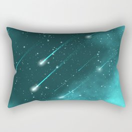 Meteorites Rectangular Pillow