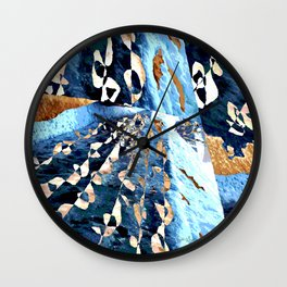 Palisades Wall Clock