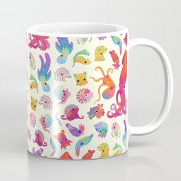 Cephalopod - pastel Coffee Mug