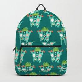 Happy sloths Backpack