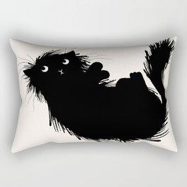 Moggy (No.3) Rectangular Pillow