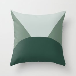 Deyoung Eucalyptus Throw Pillow