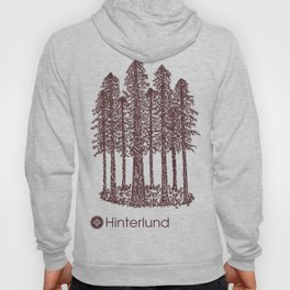 Cathedral Grove (Coastal Redwoods) Hoody