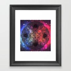 KARMICA Framed Art Print