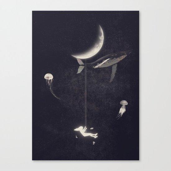 Swing Paradise Canvas Print