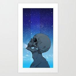 Mister Brightside Art Print