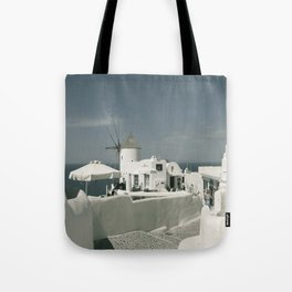 Santorini, Greece 8 Tote Bag