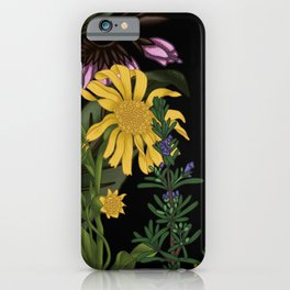 medicinal plants 2 iPhone Case