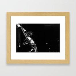 Infinite Scroll Framed Art Print