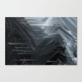 WAV. Canvas Print