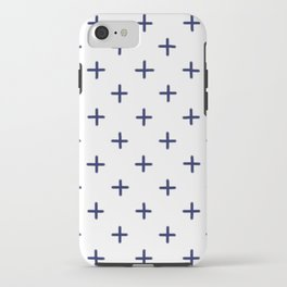 Sashiko 1 iPhone Case