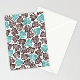 The Barking Pug Stationery Cards