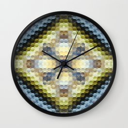 Peso Wall Clock