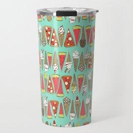 treats mint Travel Mug