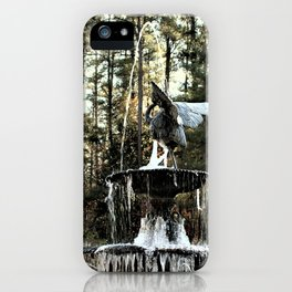 Winter's Lace iPhone Case