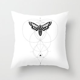'Constructing the Universe' Throw Pillow