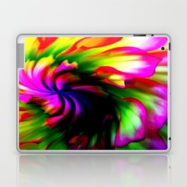 Deviated Petals Laptop & iPad Skin