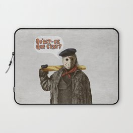 Psycho Killer Laptop Sleeve