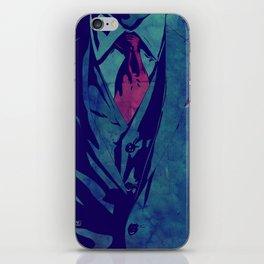 Gentleman iPhone Skin