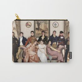 Pride and Prejudice and Werewolves Carry-All Pouch