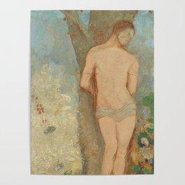 Odilon Redon - Saint Sebastian Poster