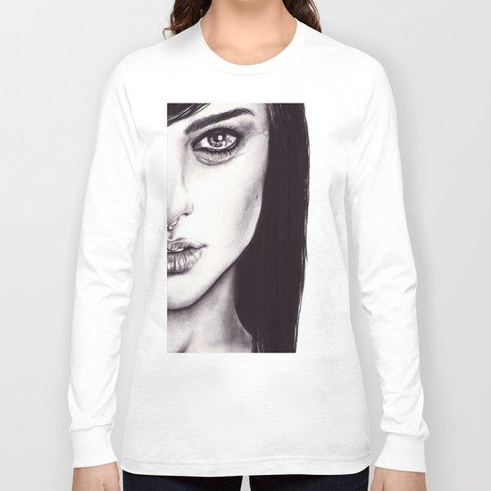 Under Your Bed (Natalie Portman)  Long Sleeve T-shirt