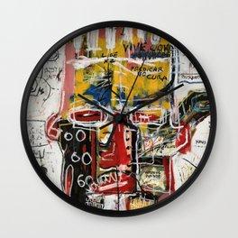 Delete Zone Wall Clock