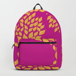 Golden trees Backpack