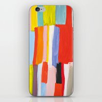 library iPhone & iPod Skins featuring Library by Emily Rickard