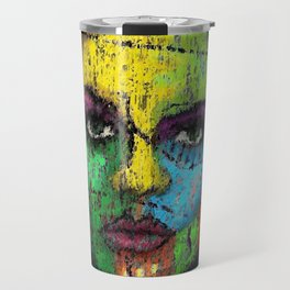 Of Pain and Happiness Forgotten Travel Mug