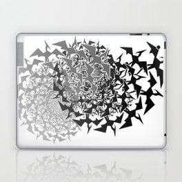 Fractyl Pterodactyl Swarms Laptop & iPad Skin