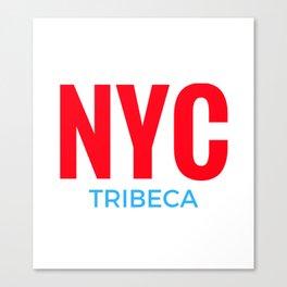 NYC TriBeCa Canvas Print