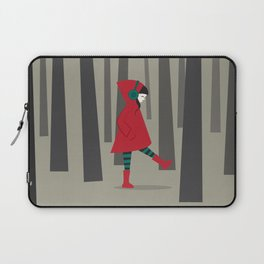 There is No Wolf Laptop Sleeve