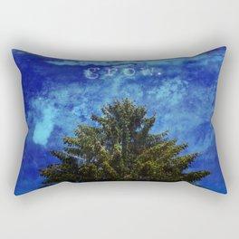 GROW BIG Rectangular Pillow
