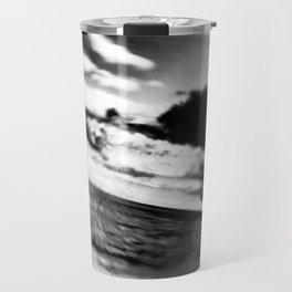 Slanted Horizon Travel Mug