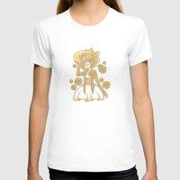 dangan ronpa T-shirts featuring Sunflowers by bitterkiwi