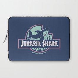 Jurassic Shark - Great White Shark Laptop Sleeve