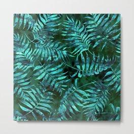Reeya Tropical Jungle Metal Print