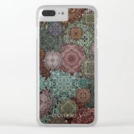 Mandorla Clear iPhone Case