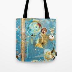 Cosmodigilogital Honey Tote Bag