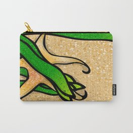 Summer Starfish Carry-All Pouch