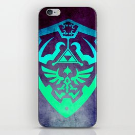Zelda Shield iPhone Skin