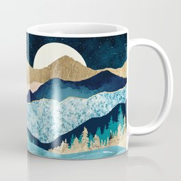 Midnight Ocean Coffee Mug
