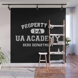 Property of UA Academy Wall Mural